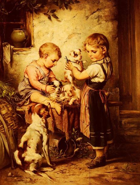 Puppy Love ...