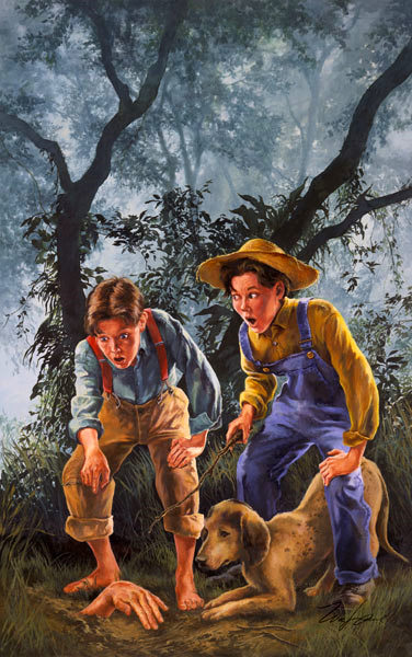 Tom Sawyer | I AM A CHILD  Huckleberry