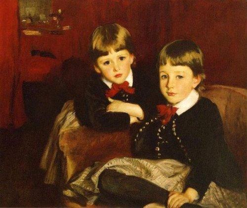 John Singer Sargent (1856 – 1925,American)