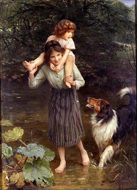 Innocenti Painting Artist Unknown