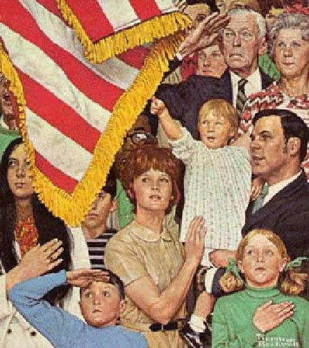 an introduction to the life of norman percevel rockwell American mirror, the new biography of norman rockwell  freedoms sequence,  among norman rockwell's best-known works, the artist continues to  in his  introduction to norman rockwell: 332 magazine covers (1979),.