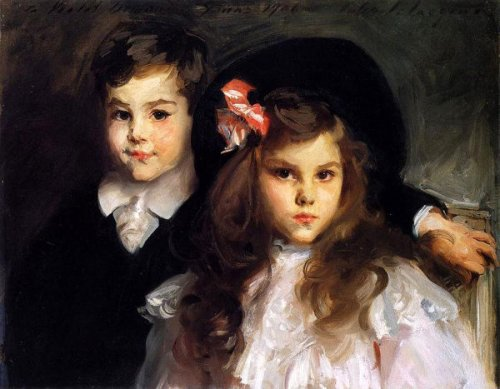 J.S.Sargent - Conrad And Reine Ormond