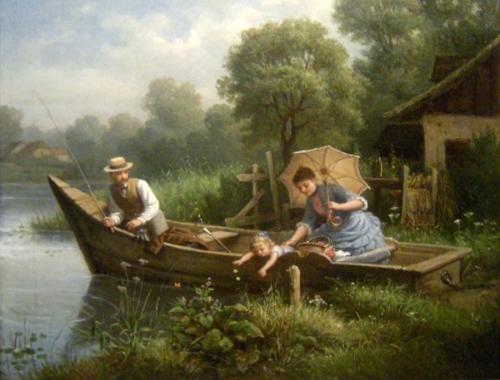 Ernst Hader - Summer Holidays