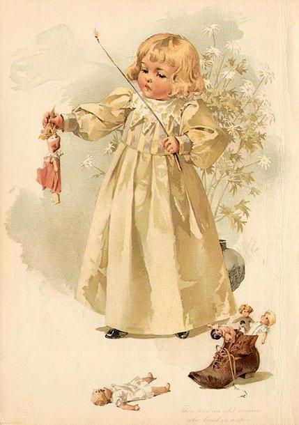 Детские открытки с детьми