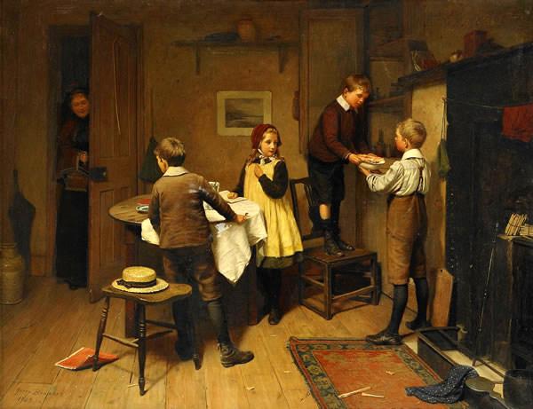 Harry brooker 1848 – 1940 english