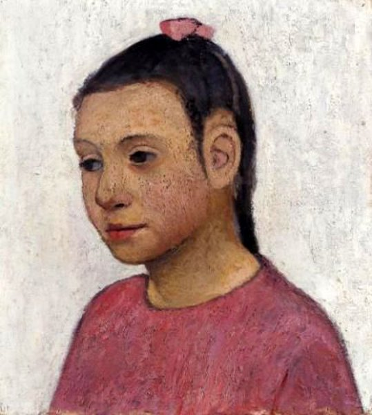 Paula Modersohn-Becker (1876 – 1907, German) | I AM A CHILD