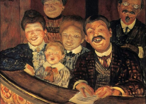 Petrov vodkin kuzma i am a child for Is the word farcical