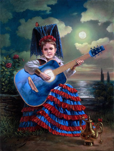Michael Cheval - Light Of Spanish Heart