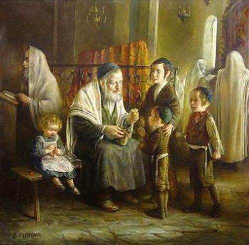 Jewish Art | I AM A CHILD
