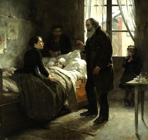 Arturo Michelena (1863 – 1898, Venezuelan)   I AM A CHILD