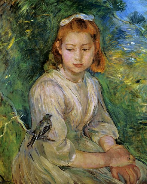 berthe morisot essay Berthe morisot was born into a well-to-do bourgeois family her father was an official with a natural talent for painting she received every encouragement from her mother.