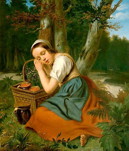 Christoph Storch frederik ludwig storch 1805 1883 i am a child