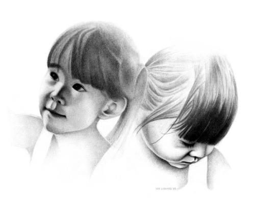 Sarah Beth Chan drawing