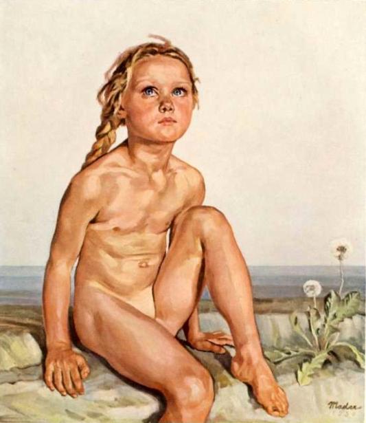 Naked pregnant babes-1940