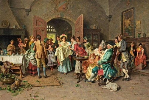 Arturo Ricci - Happy Christening