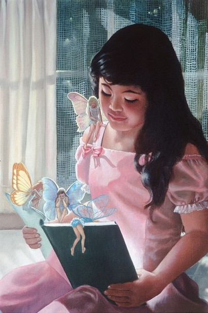Story Time For Fairies