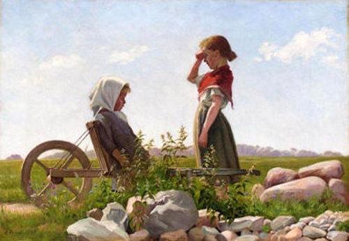 The Wheelbarrow Ride