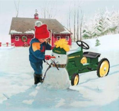 A John Deere Christmas