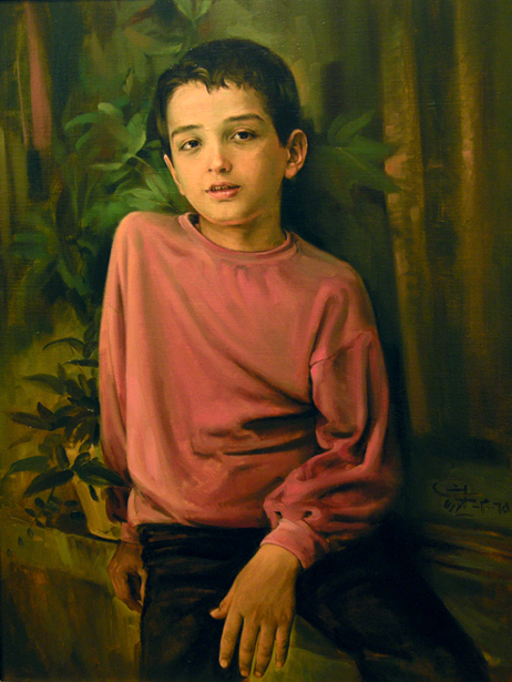 A Young Boy