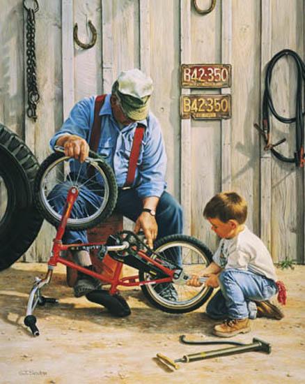 Grandson's Helper
