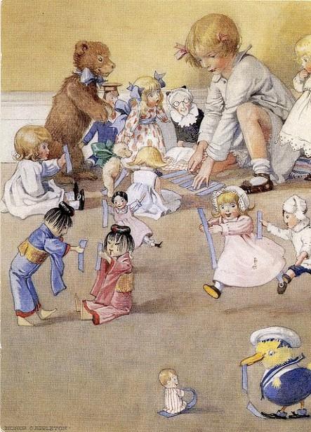 Josephine And Her Dolls 2