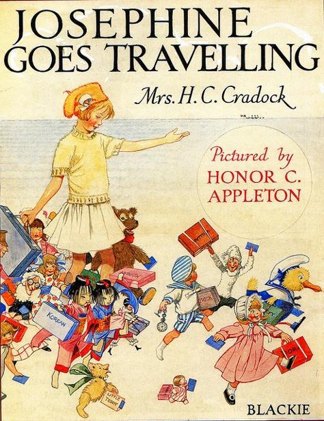 Josephine Goes Travelling