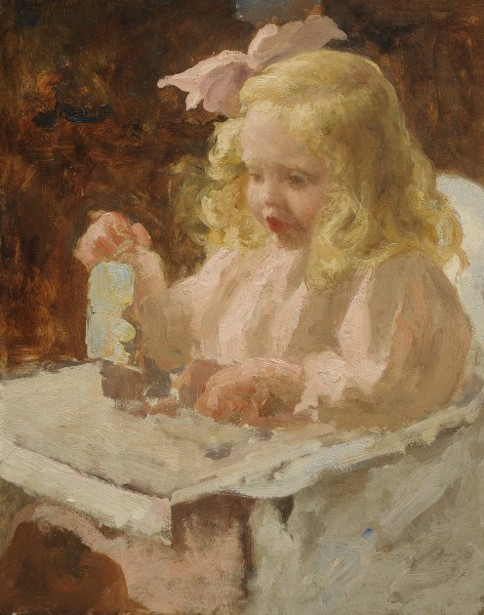 Maria Jacoba van Rijckevorsel, 3 Years Old