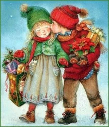 Suenos de nina - Navidad