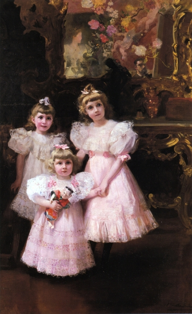 The Three Errazuriz Sisters