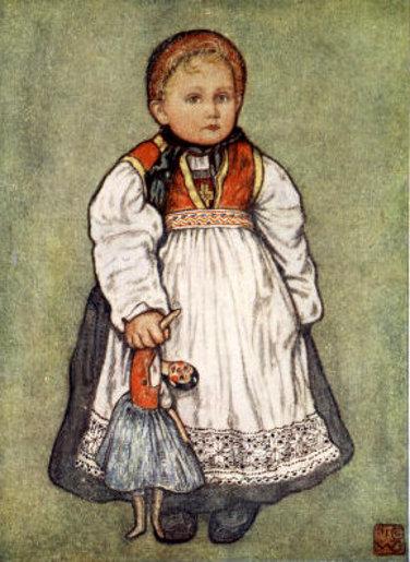 A Baby Of Telemarken