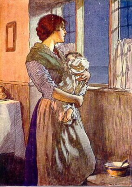 William Henry Margetson (1)