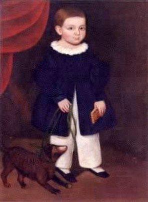 A Small Boy