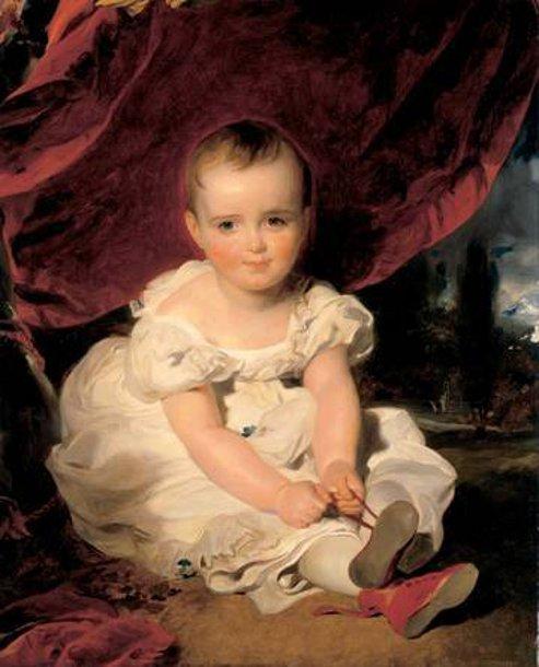 Archduchess Maria Theresia