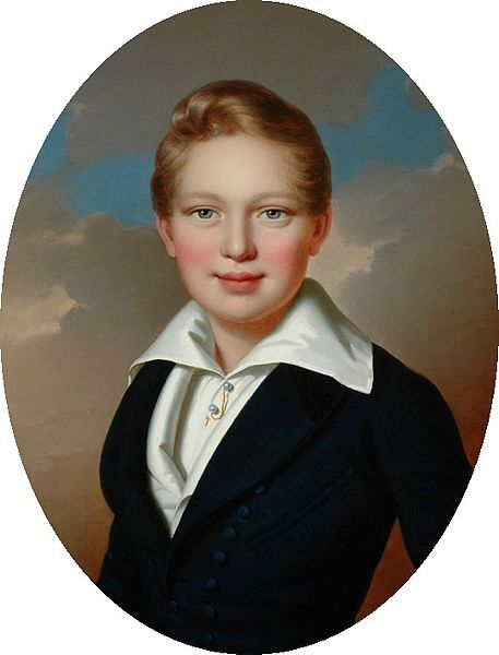 Archduke Alexander of Austria (1825-1837)