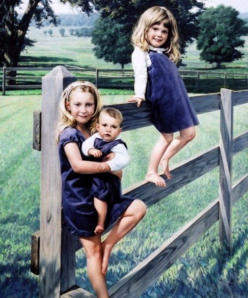 Faith Hill Children