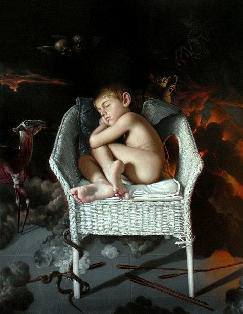 Il sonno dell'Amor