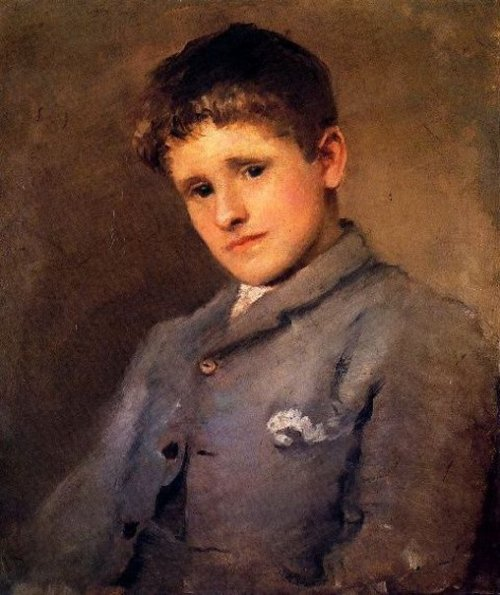 Jack B. Yeats As A Boy