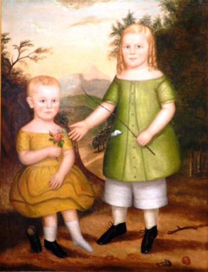 Josoelyn Brothers, Charles And George