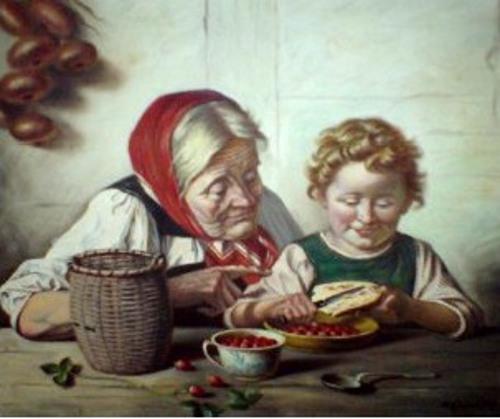 Kathi, The Grandmother