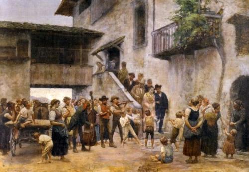 Matrimonio in Tirolo
