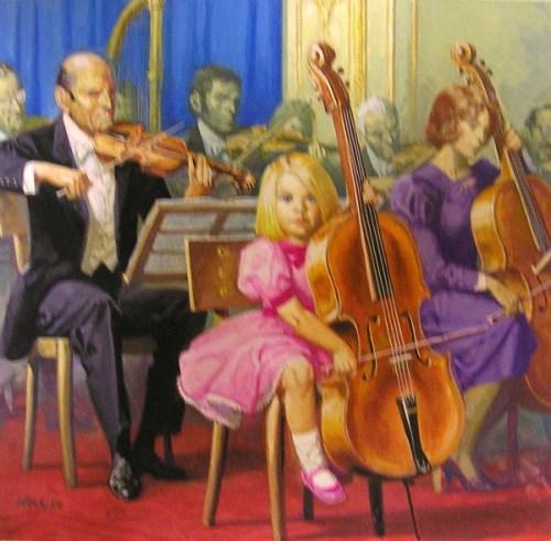 Musica violinista