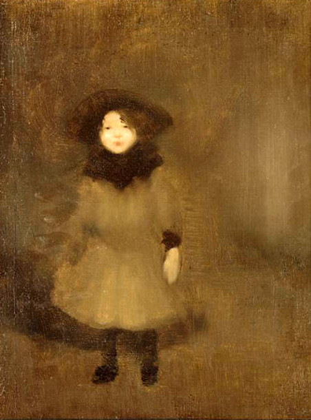 Nelly Carrière, The Artist's Daughter