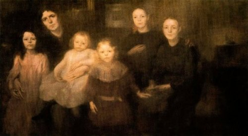The Painter's Family