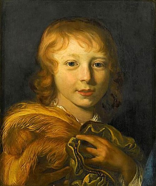 William II Of Orange-Nassau As A Child