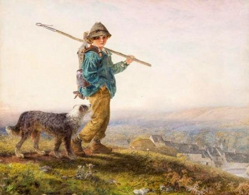 Young Gamekeeper