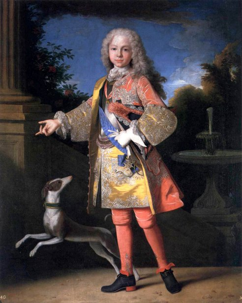Ferdinand VI As Prince