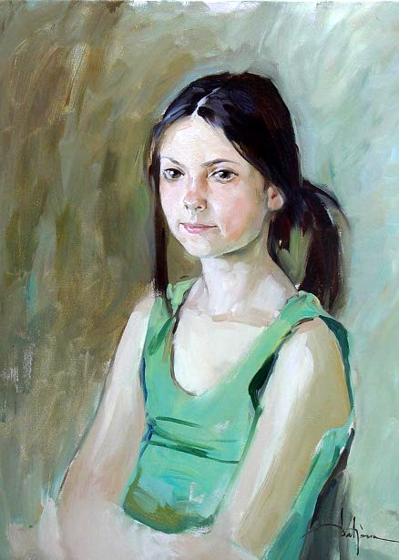 Girl's Portrait