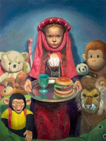 Guinevere's Feast