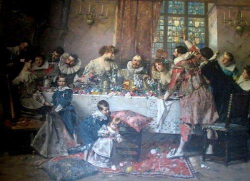 Le Banquet des Hériot