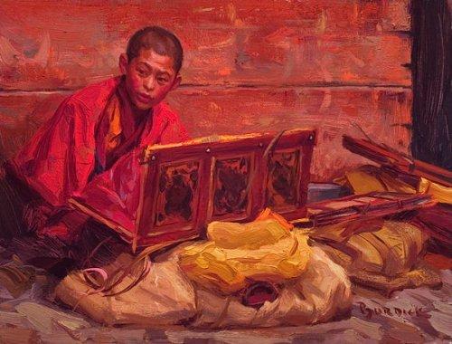 Little Scholar, Tibet